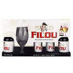 ベルギー フィロウ グラスセット 330ml×4本