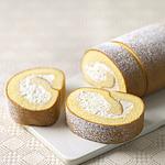 【お取り寄せ】【R】 成城石井desica 北海道産純生クリーム入りのロールケーキ 3本セット 【冷凍発送】
