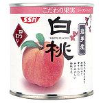 SSK こだわり果実 白桃 4つ割り 295g(固形量170g)×3個