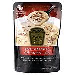 ハインツ 大人むけのスープ ポルチーニ香るきのこのクリームポタージュ 140g×10個