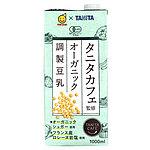 マルサンアイ タニタカフェ オーガニック 調整豆乳 1000ml×6個