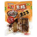 菊水 麺に具~っ!!煮豚と煮玉子 77g