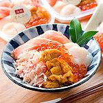【お取り寄せ】【W】 札幌バルナバフーズ 海鮮丼の具 | 沖縄・離島配送不可