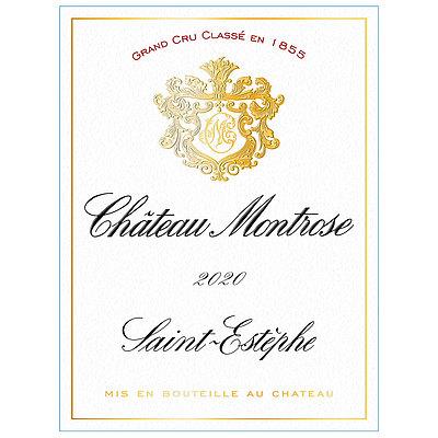 フランス ボルドー サン・テステフ 2020 CH モンローズ 750ml | 2020年プリムールワイン