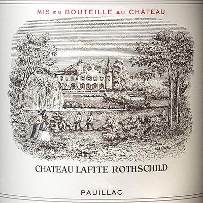 フランス ボルドー ポイヤック 2020 CH ラフィット ロートシルト 750ml   2020年プリムールワイン