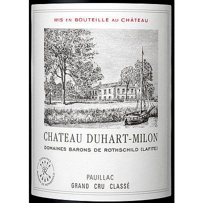 フランス ボルドー ポイヤック 2020 CH デュアール ミロン ロートシルト 750ml   2020年プリムールワイン