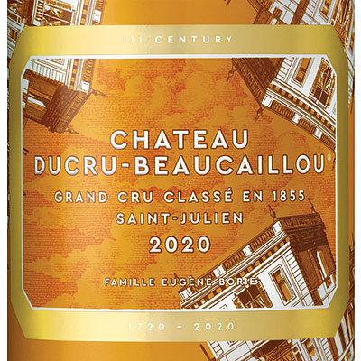 フランス ボルドー サン・ジュリアン 2020 CH デュクリュー ボカイユ 750ml | 2020年プリムールワイン