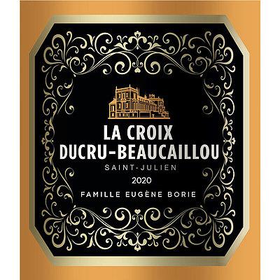 フランス ボルドー サン・ジュリアン 2020 ラ クロワ デュクリュー ボカイユ 750ml | 2020年プリムールワイン