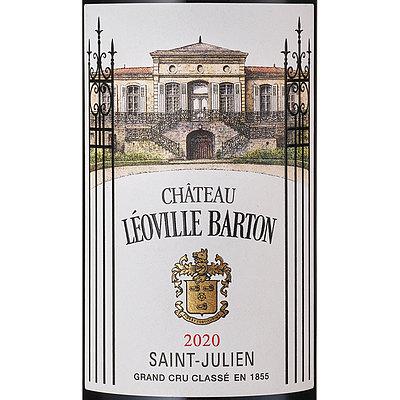 フランス ボルドー サン・ジュリアン 2020 CH レオヴィル バルトン 750ml | 2020年プリムールワイン