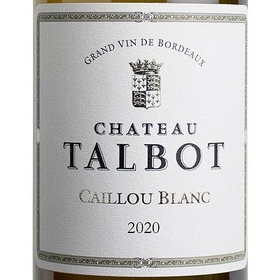 フランス ボルドー サン・ジュリアン 2020 カイユ ブラン ド CH タルボ 750ml   2020年プリムールワイン