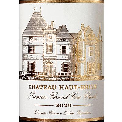 フランス ボルドー ペサック・レオニャン&グラーブ 2020 CH オー ブリオン ルージュ 750ml   2020年プリムールワイン