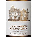 フランス ボルドー ペサック・レオニャン&グラーブ 2020 ル クラランス オー ブリオン 750ml | 2020年プリムールワイン