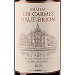フランス ボルドー ペサック・レオニャン&グラーブ 2020 CH レ カルム オー ブリオン 750ml | 2020年プリムールワイン