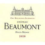 フランス ボルドー オー・メドック 2020 CH ボーモン 750ml | 2020年プリムールワイン