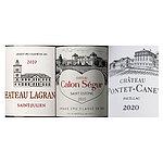 フランス ボルドー 2020 成城石井人気ワイン3本セット 750ml×3本 | 2020年プリムールワイン