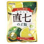 扇雀飴本舗 幻の柑橘直七のど飴 80g×6個