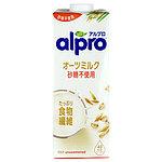 ダノン アルプロ たっぷり繊維オーツミルク砂糖不使用 1000ml×8本