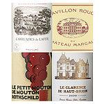 フランス ボルドー 2020 1級シャトーセカンドワインセット 750ml×4本 | 2020年プリムールワイン